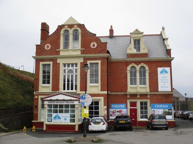 Whitby Pavilion