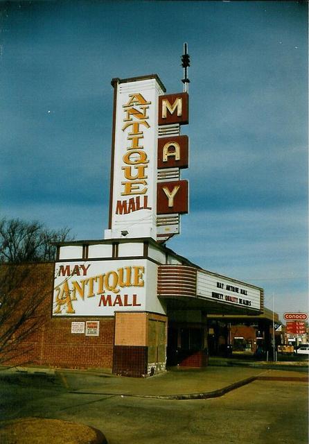 May Theater, Oklahoma City OK May 1994