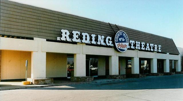 Reding 4 Theater, Oklahoma City OK 1994
