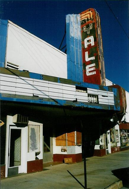 Yale Theater, Oklahoma City, OK  1994