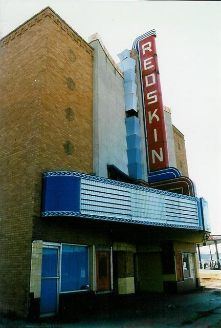 Redskin Theater, Oklahoma City OK  1994