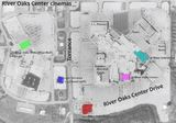 River Oaks theatre map