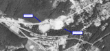 Aerial Photo from 1960 courtesy of USGS & Earth Explorer