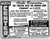 April 16th, 1949 grand reopening ad