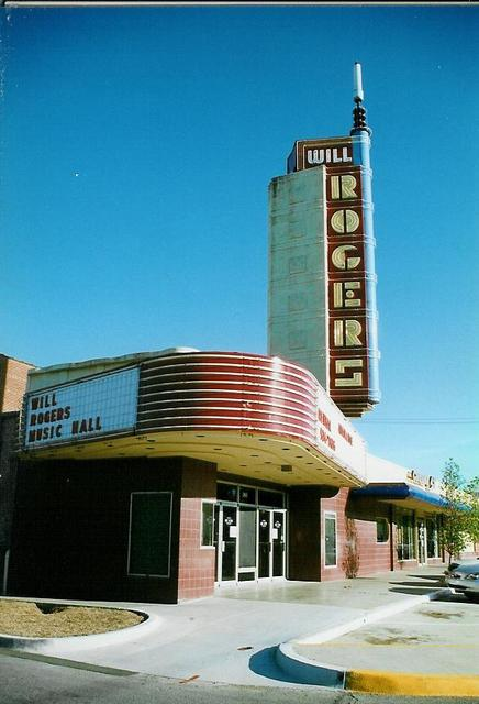 Will Rogers Theater, Oklahoma City OK 1995