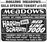 November 19th, 1965 grand opening ad