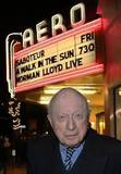 100 year old Norman Lloyd at the Aero 2014, photo credit David Pomerantz.