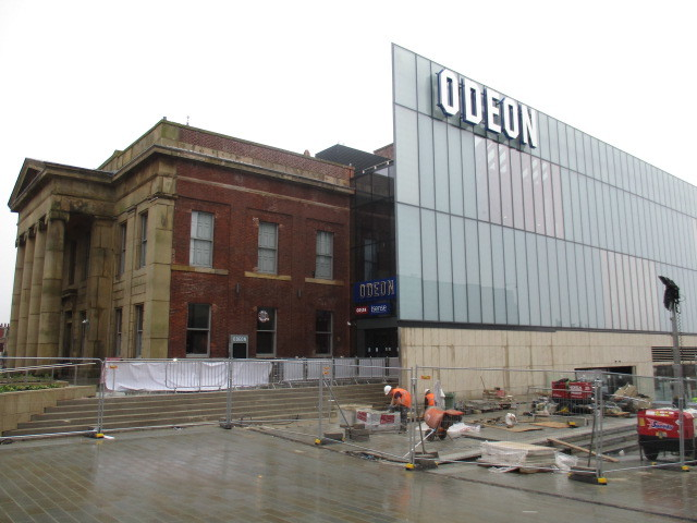 Odeon Oldham