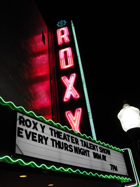 Roxy Theater, Muskogee OK 2009