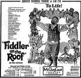 November 10th, 1971 grand opening ad