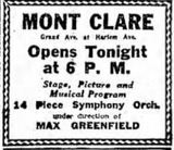 March 1st, 1929 grand opening ad