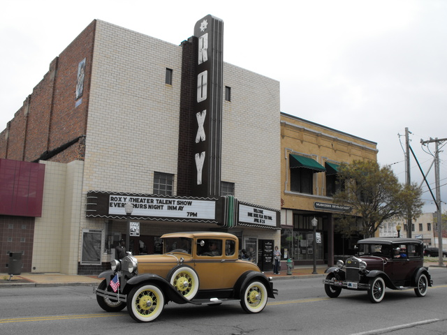 Roxy Theater, Muskogee OK April 2009