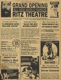 Ritz Theatre / 1992-1993
