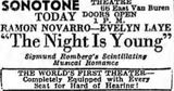 March 22nd, 1935 grand opening ad