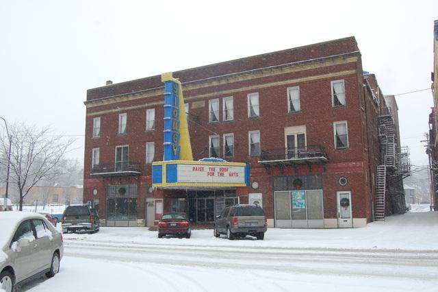 Sidney Theatre