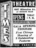 December 25th, 1936 grand opening ad