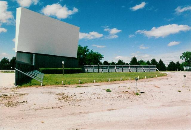 Beacon Drive In, Guthrie OK 1993