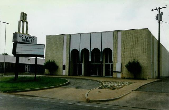 Hollywood Theater, Norman OK  1996