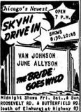 July 2nd, 1948 grand opening ad