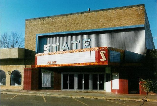 State Theater, Idabel OK 1993