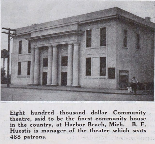 Harbor Beach Community Theatre
