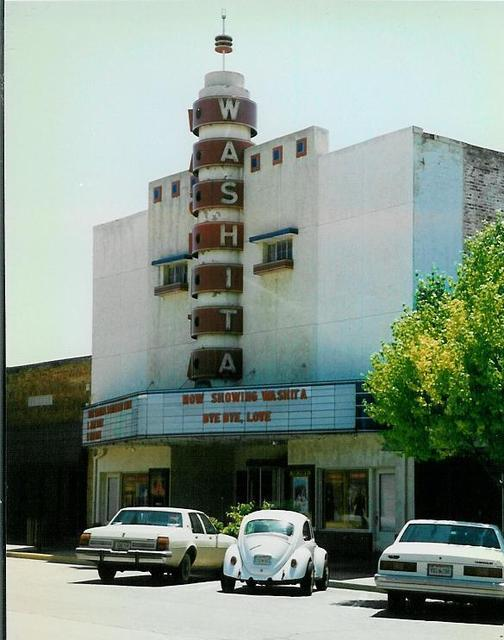 Washita Theatre, Chickasha OK 1995