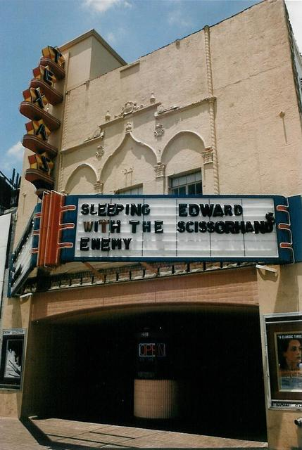 Texas Theatre, Dallas TX 1991