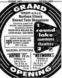 March 25th, 1977 grand opening ad