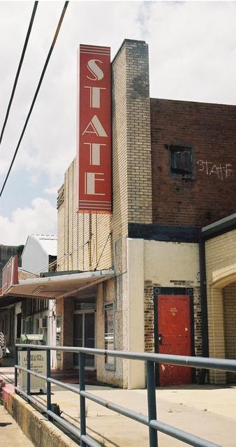 State Theater, DeKalb TX 2008