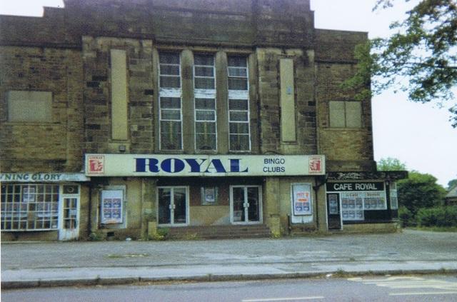 Savoy as a bingo hall