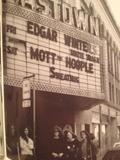 Mott the Hoople outside the Eastown, June 18, 1971.