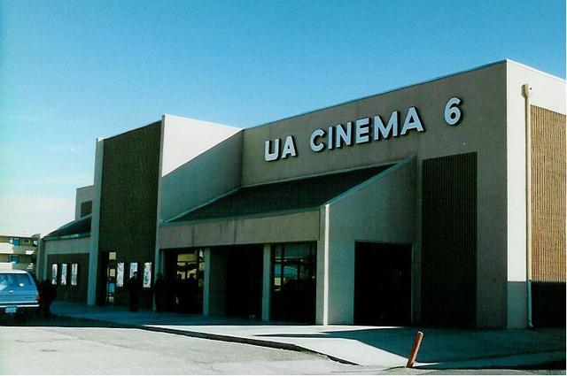 Cinema 6, Amarillo TX 1996