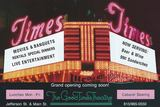 Late `80's promo image as The Good Times Theatre Inc, image credit RockfordReminisce.com Facebook page.