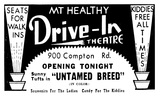 Mt. Healthy Drive-In
