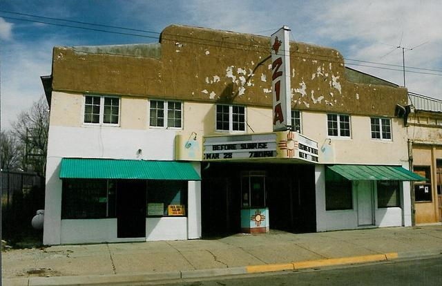 Zia Theater, Springer NM 1995