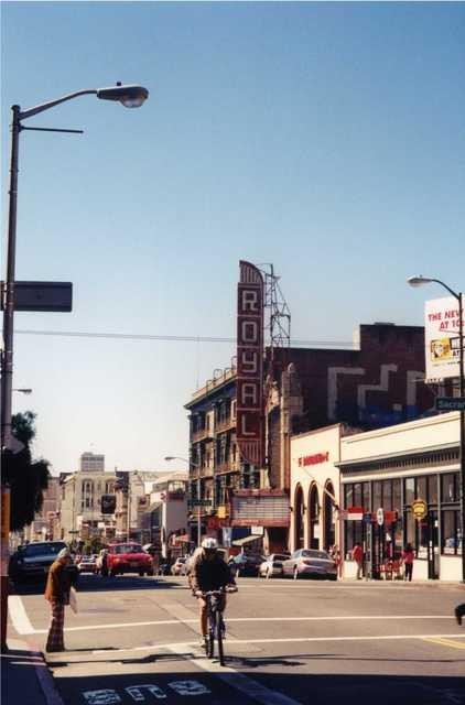 Royal Theatre - San Francisco, CA