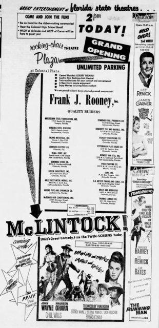 November 20th, 1963