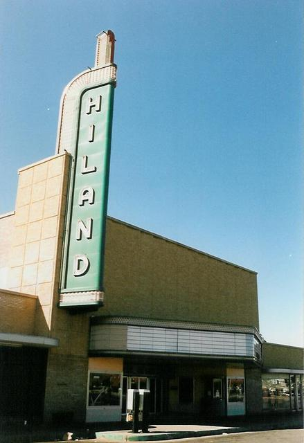 Hiland Theater, Albuquerque NM 1995