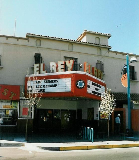 El Rey Theatre, Albuquerque NM 1995
