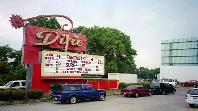 Dixie Twin Drive In