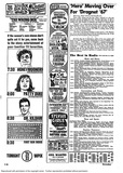 Newsday Ad for Softcore Sex Films at the Nassau Theater 1966