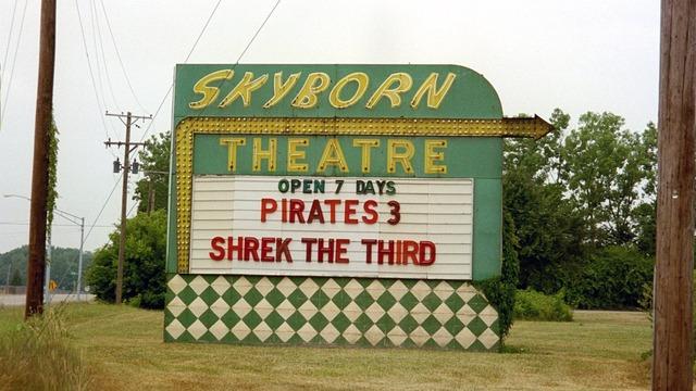 Skyborn Drive-In
