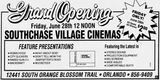 June 28th, 1991 grand opening ad