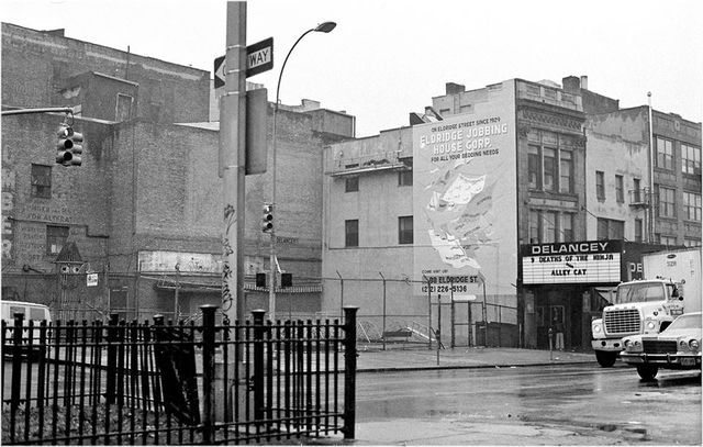 New Delancey Theater, 1985