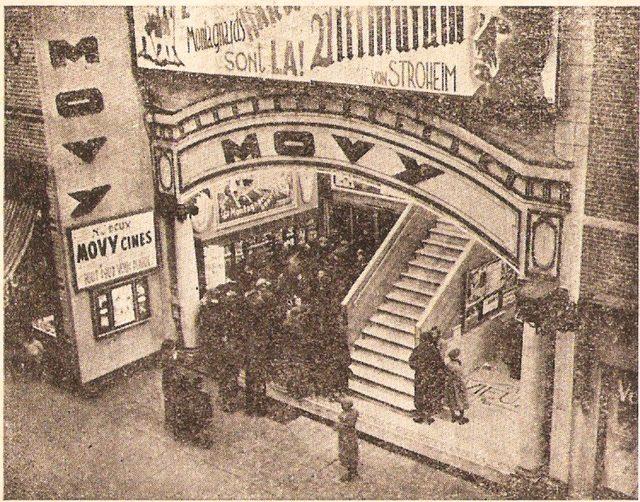 Movy Cinema