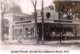 Garden Theatre, 1913