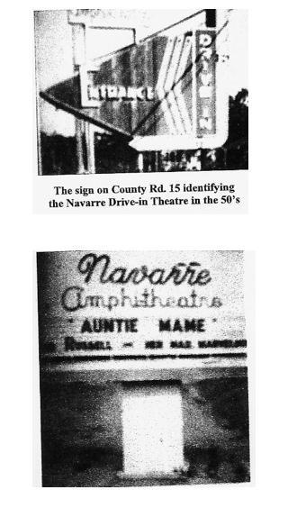 Navarre Amphitheatre Drive-In