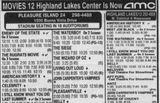 AMC Highland Lakes 12