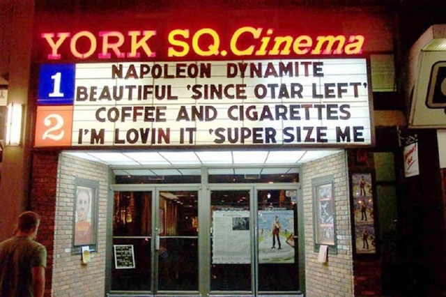 York Square Cinema