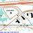 Carte topographique de 1979 montrant le Ciné-Parc